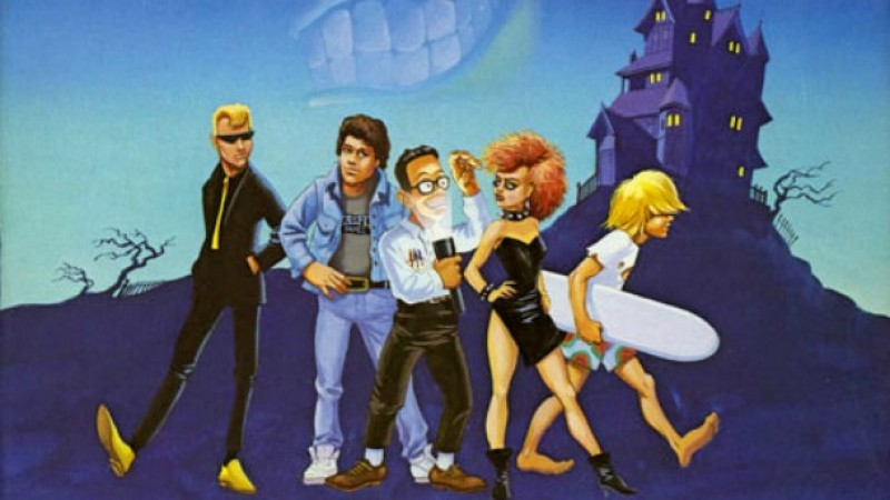 Remembering Maniac Mansion
