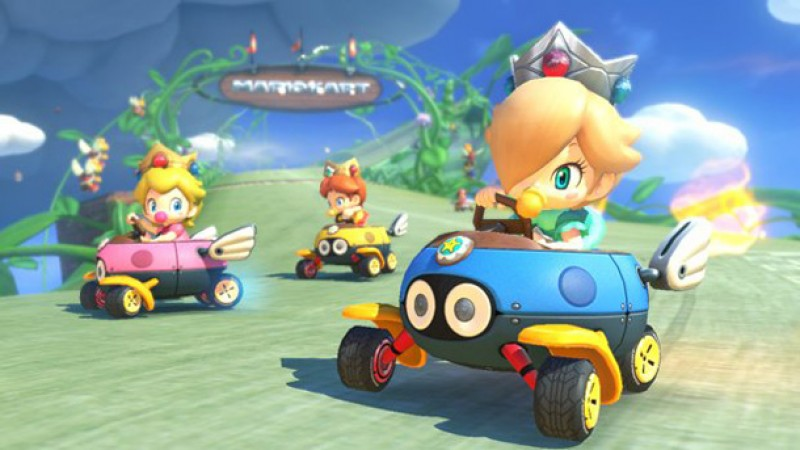 Reminder: Today's The Last Day To Get Your Free Game With Mario Kart 8 From Nintendo