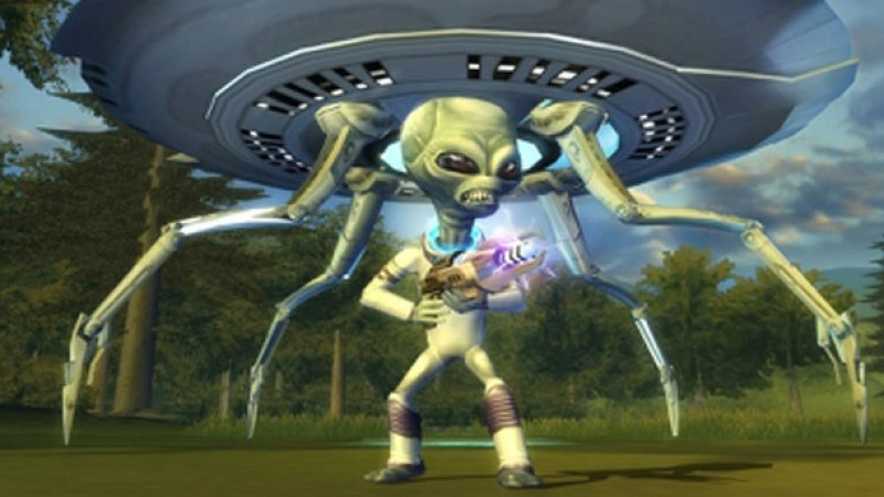 Replay – Destroy All Humans!