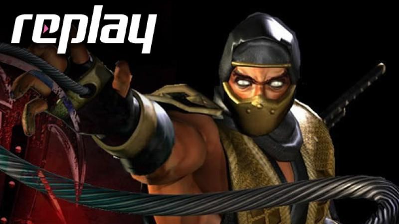 Replay – Mortal Kombat: Deadly Alliance - Game Informer
