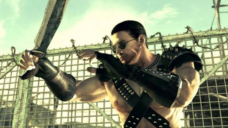 Resident Evil 5 Gold Edition Gets New Episodes And Costumes