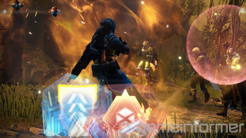 Revealing Supremacy: Exclusive Gameplay Of Destiny's New PvP Mode
