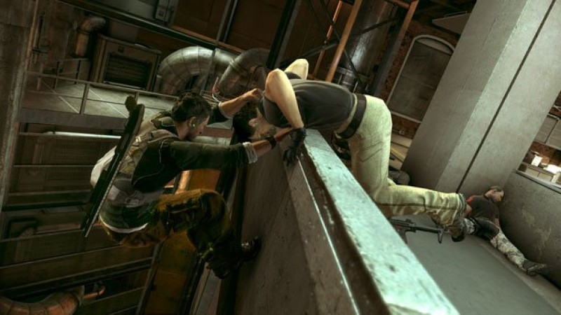 Splinter Cell Conviction Review Revenge Is A Dish Best Served By