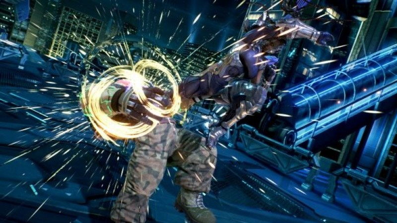Tekken 7 Review Ruling With An Iron Fist Game Informer