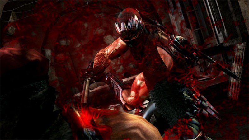 Ryu Brings On The Pain In Ninja Gaiden 3 Launch Trailer Game