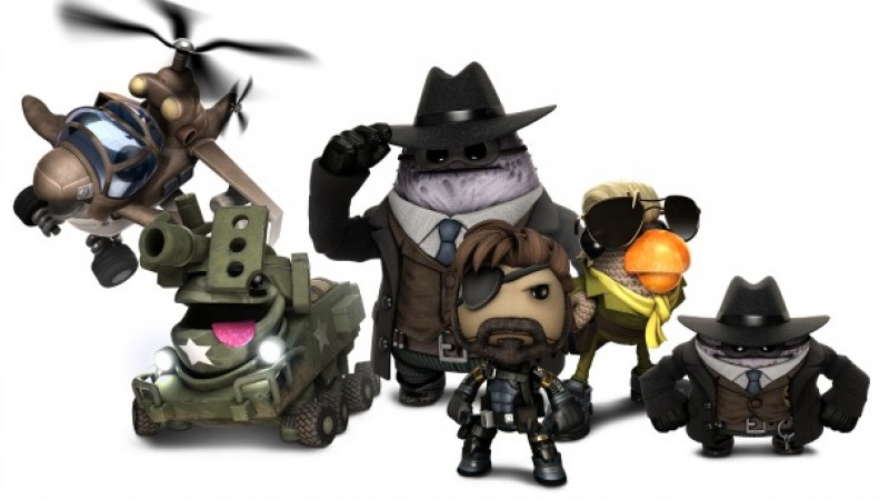 Sackboy Travels Through Playstation Classics In 20th Anniversary Video Game Informer #kazuhira miller #mgsv #metal gear solid #remember fruit basket and seahorses are baby dragons yeah. sackboy travels through playstation