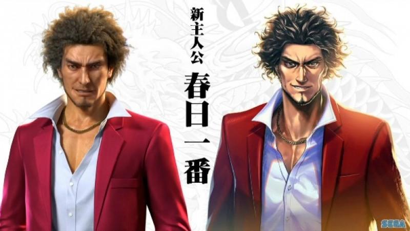 Say Hello To Kazuga Ichiban The Next Hero Of The Yakuza Series Game Informer