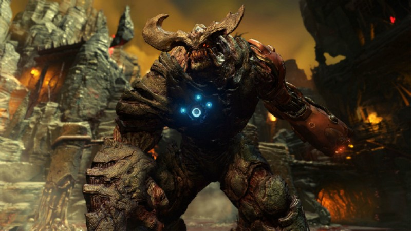 See How id's New Doom Breaks The Modern Shooter Mold