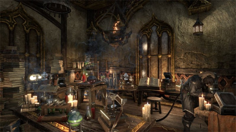 Settle Into Tamriel With Upcoming Elder Scrolls Online