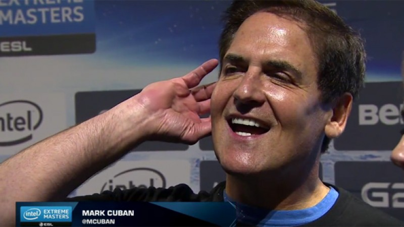 Shark Tank's Mark Cuban Really Likes League Of Legends, Calls Out ESPN's Colin Cowherd
