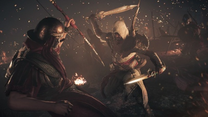 Should You Play Assassin S Creed Origins The Hidden Ones Game Informer