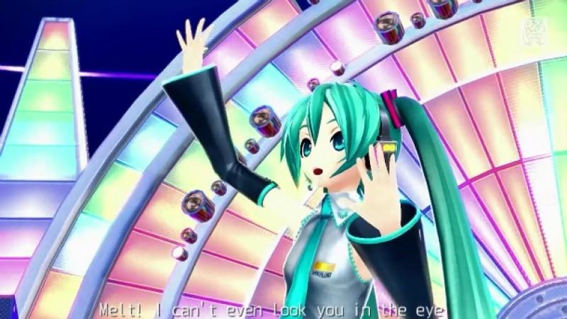 Hatsune Miku Receives English Subtitles In Project Diva F ...