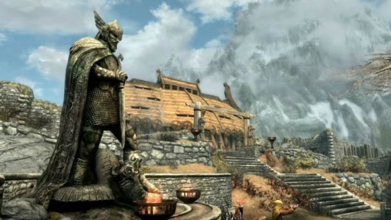 Skyrim Special Edition Free For PC Players Owning All DLC