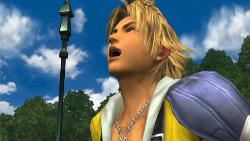 Someone Remade Final Fantasy X's Soundtrack With Tidus' Laugh