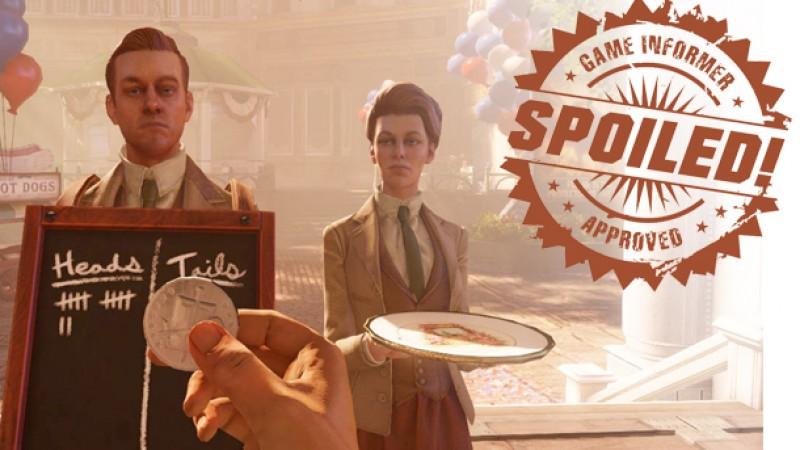 Spoiled – BioShock Infinite