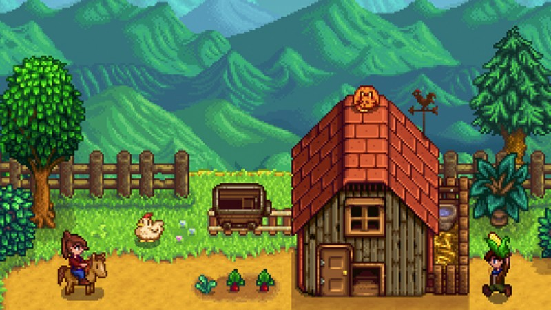 Stardew Valley's Creator Wants It On Consoles As Soon As