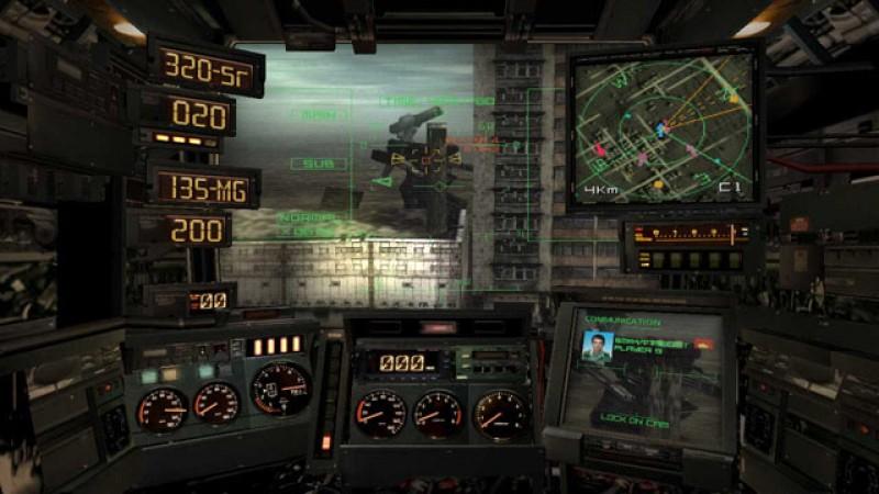 Steel Battalion Heavy Armor Gameplay Trailer Game Informer
