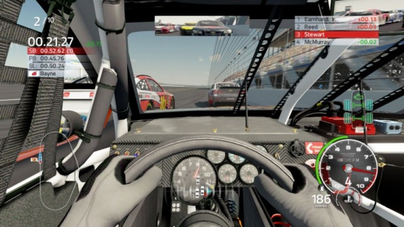NASCAR '14 Review – Stuck In The Pits - Game Informer