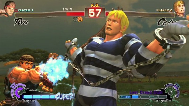 Super Street Fighter Iv Videos Feature Adon Cody Cody S Wrench