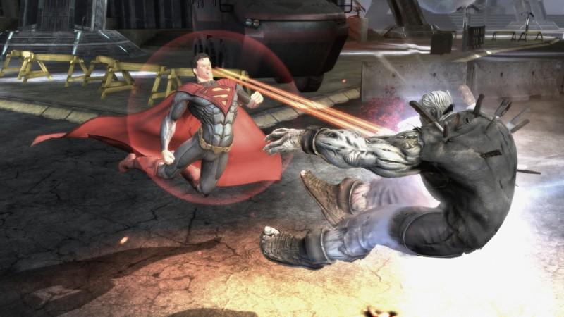 Injustice Review – Super-Powered Kombat