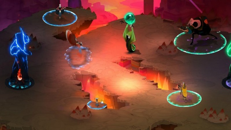 Supergiant Games' Party-Based RPG Pyre Gets A Release Date