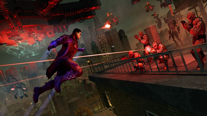 Saints Row IV Review – Superpowers Can Be A Blessing And A Curse