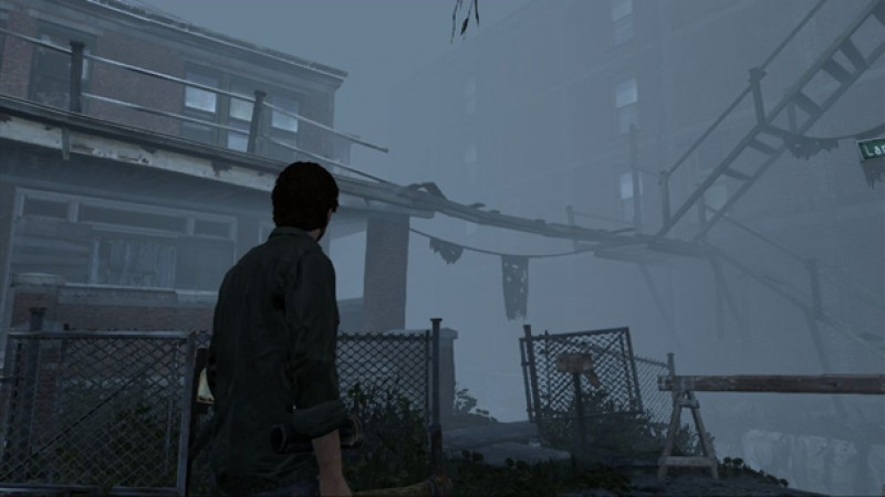 Surviving On The Streets Of Silent Hill Downpour Game Informer