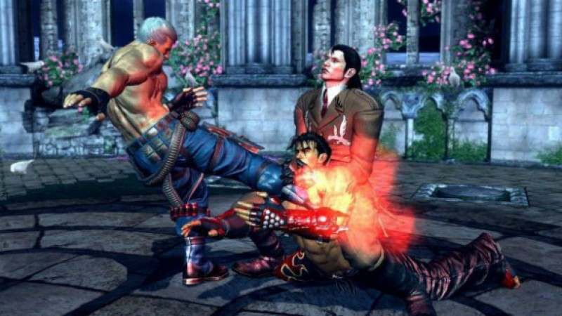Tekken Tag Tournament 2 Parties To Will Smith Song In New Trailer