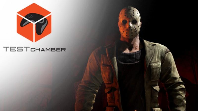Test Chamber – Jason Voorhees In Mortal Kombat X - Game Informer