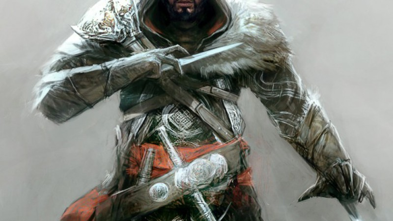 The Characters Of Assassin S Creed Revelations Game Informer