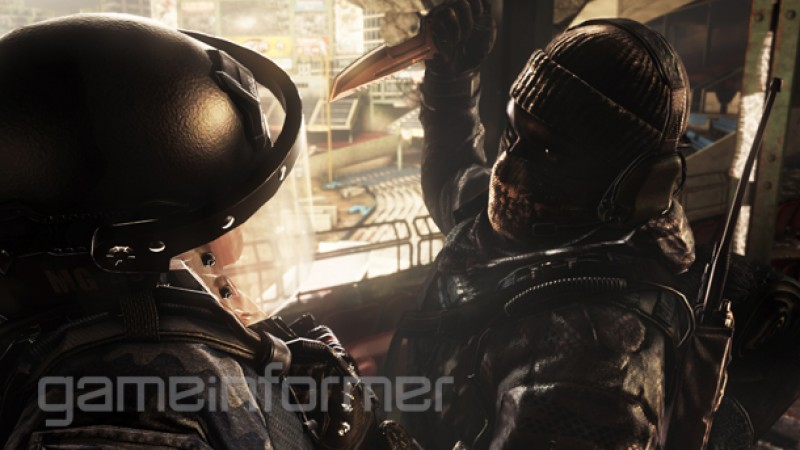 The Cost Of Duty: The Studios Behind Ghosts