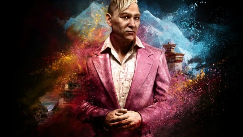 The Face Of Evil A Look At Far Cry 4 S Controversial Villain Game Informer