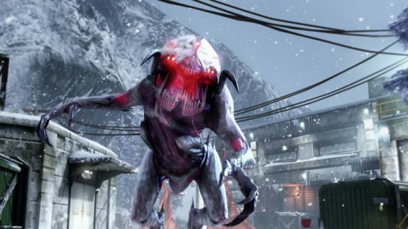 The First Of Four New Call Of Duty Ghosts Extinction Chapters Gets