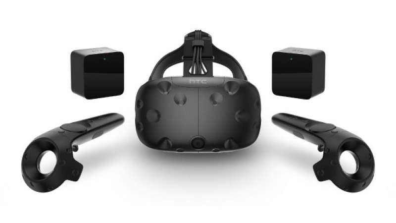 The HTC Vive Review