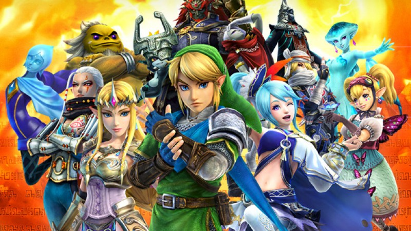 Hyrule Warriors Review The Legend Of Dynasty Warriors Game Informer