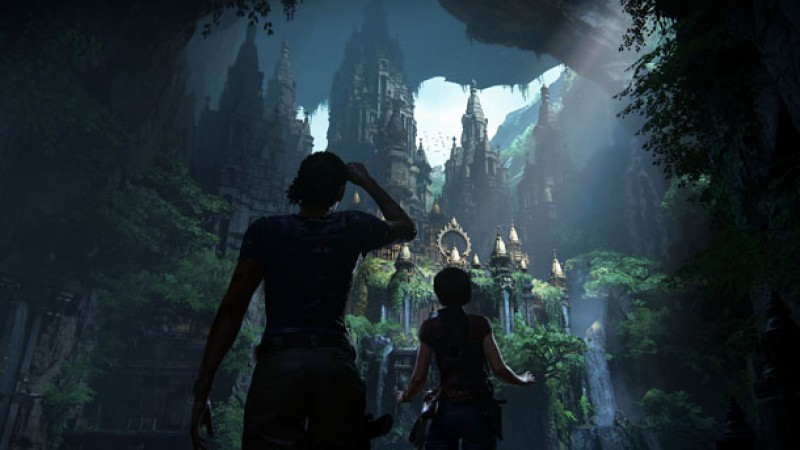 The Lost Legacy Looks Like More Uncharted, And That's Great