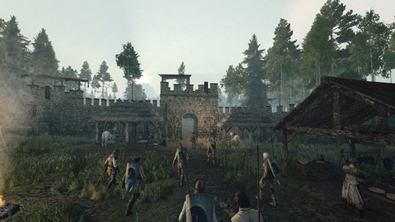 The Medieval Lifestyle Simulator Life Is Feudal Enters Closed Beta
