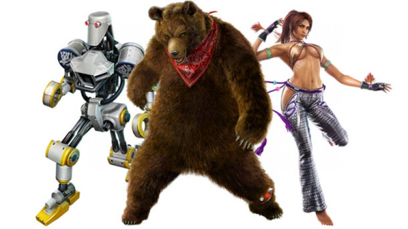 The Most Ridiculous Characters Of Tekken Tag Tournament 2