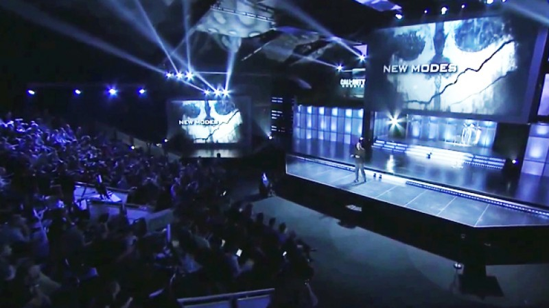 The New Multiplayer Modes Of Call Of Duty: Ghosts