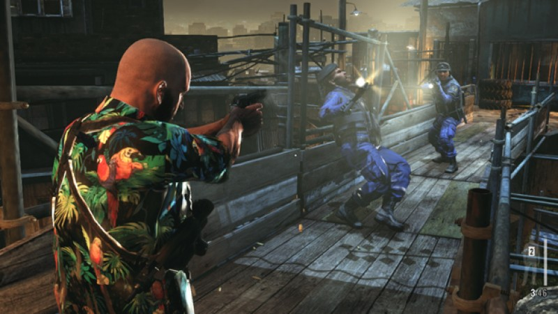 Max Payne 3 Review The New Same Old Payne Game Informer