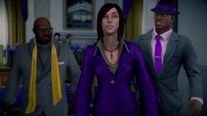 The Opening Hours Of Saints Row IV