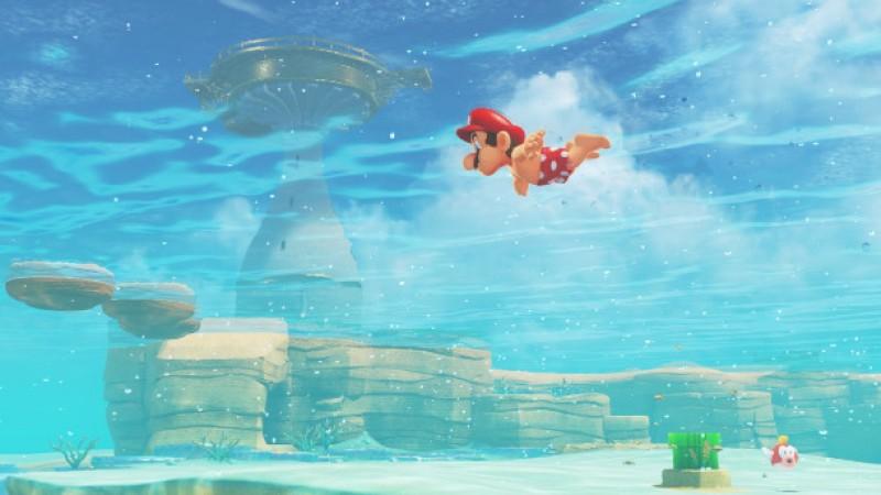 Super Mario Odyssey S Three New Kingdoms Are A Blast Game Informer