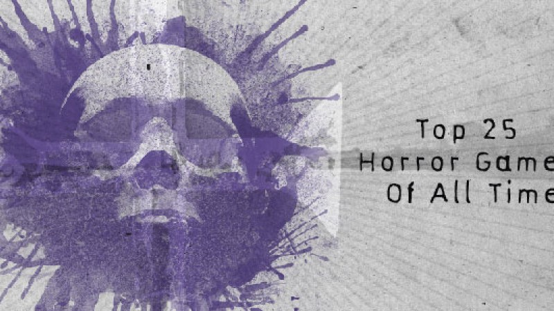 The Top 25 Horror Games Of All Time - Game Informer