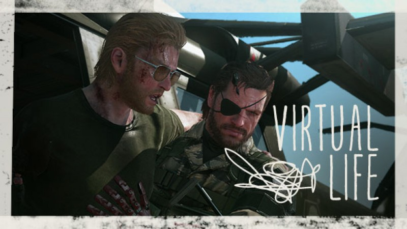 The Virtual Life Trauma And The Futility Of Revenge In Metal Gear Solid V Game Informer Choose your favorite theme, light or dark. revenge in metal gear solid v