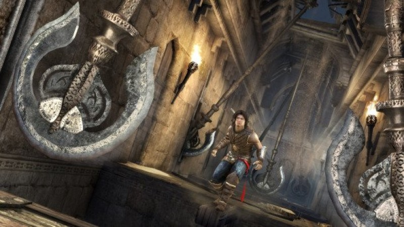 Prince of Persia: The Forgotten Sands Review - Game Informer