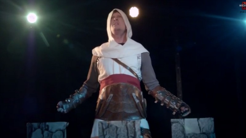 This Assassin's Creed Musical Is Better Than It Has Any Right To Be