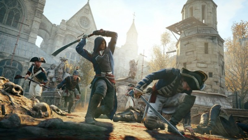 Top 50 Challenge 2014 - Assassin's Creed Unity