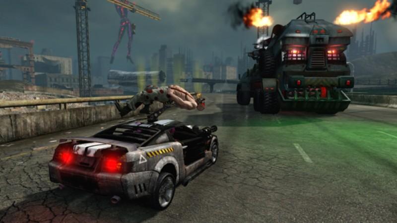 Twisted Metal Review: Car Combat's Explosive Return - Game Informer