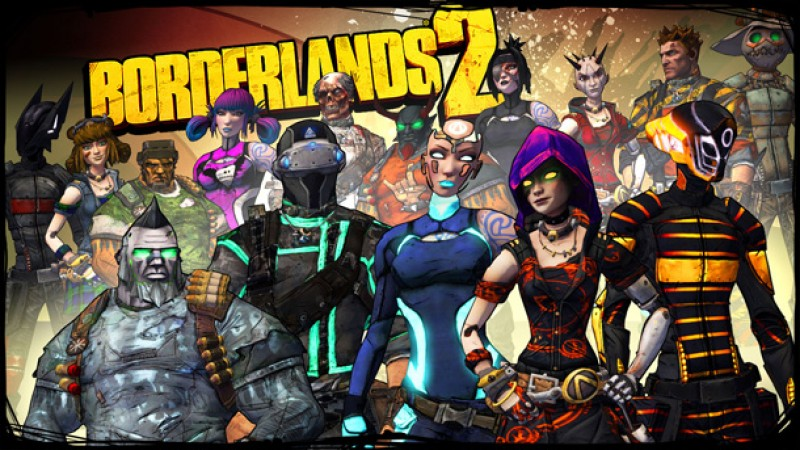 Ultimate Vault Hunter Upgrade Pack 2 And More DLC Coming To Borderlands 2