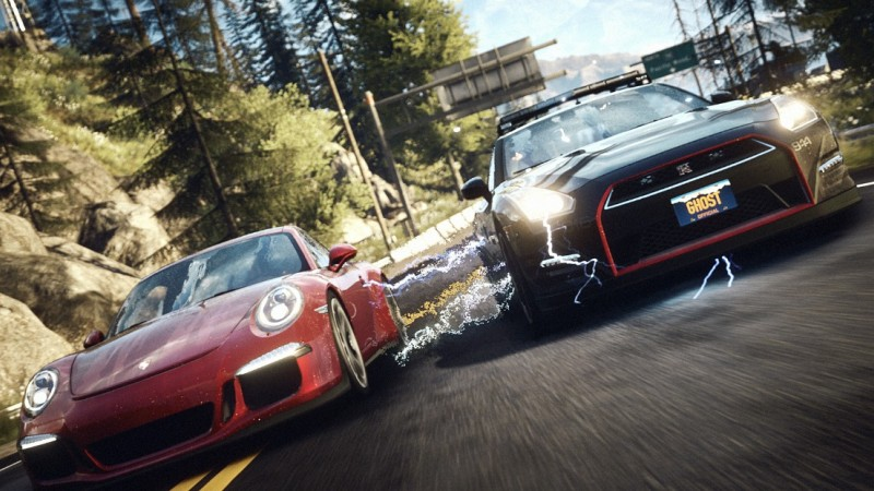 Need for Speed: Rivals Review – Unexpected Mayhem